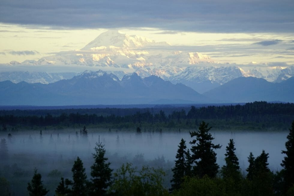Alaska road trip with Thrifty Rental Car -Talkeetna