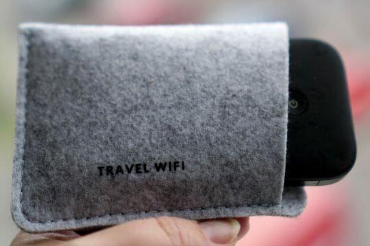Stay Connected with Pocket Wifi in Ireland