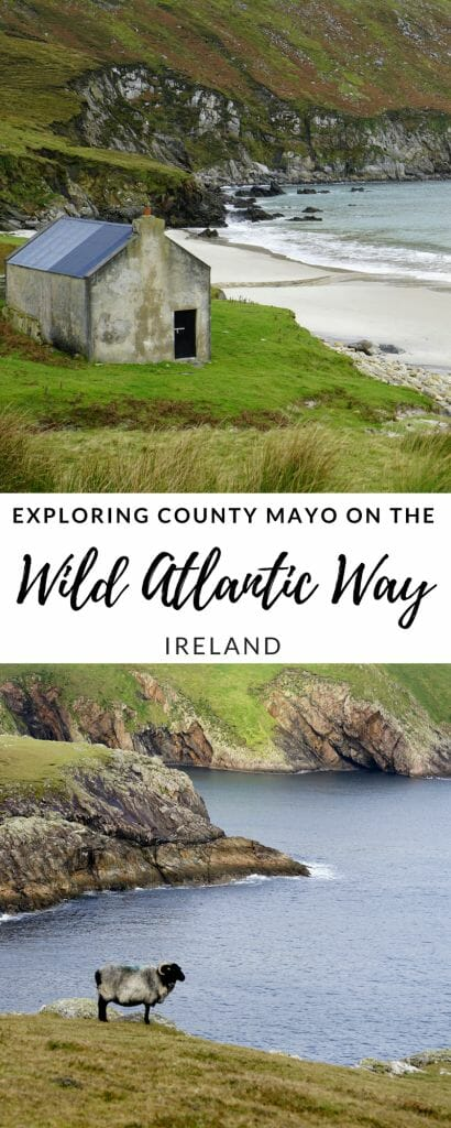 Exploring County Mayo on the Wild Atlantic Way in Ireland - #Roadtrip