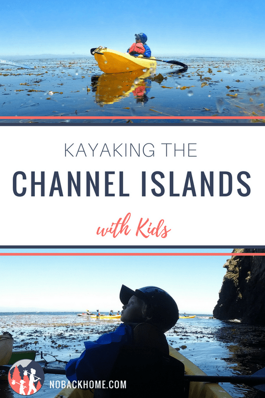 My family adventure in kayaking at the Channel Islands for the first time. Find out all you need to know!