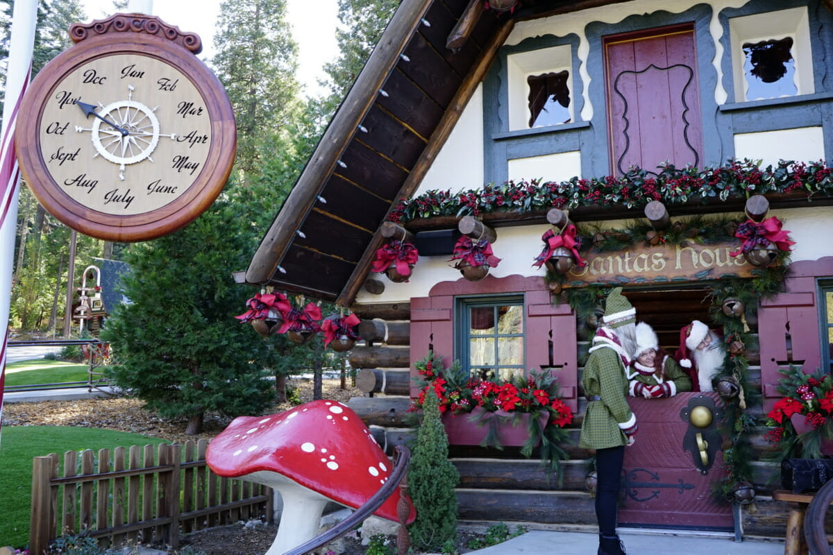 SkyPark At Santa's Village : An Outdoor Wonderland