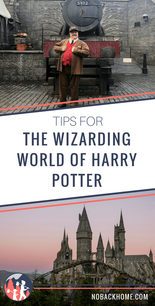 Tips for visiting the Wizarding World of Harry Potter at Universal Studios Hollywood