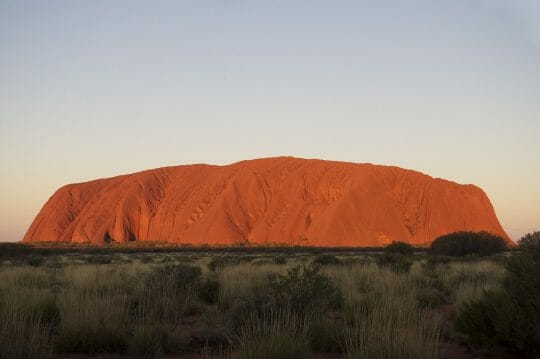 Ayers Rock - Best Australian Road Trip