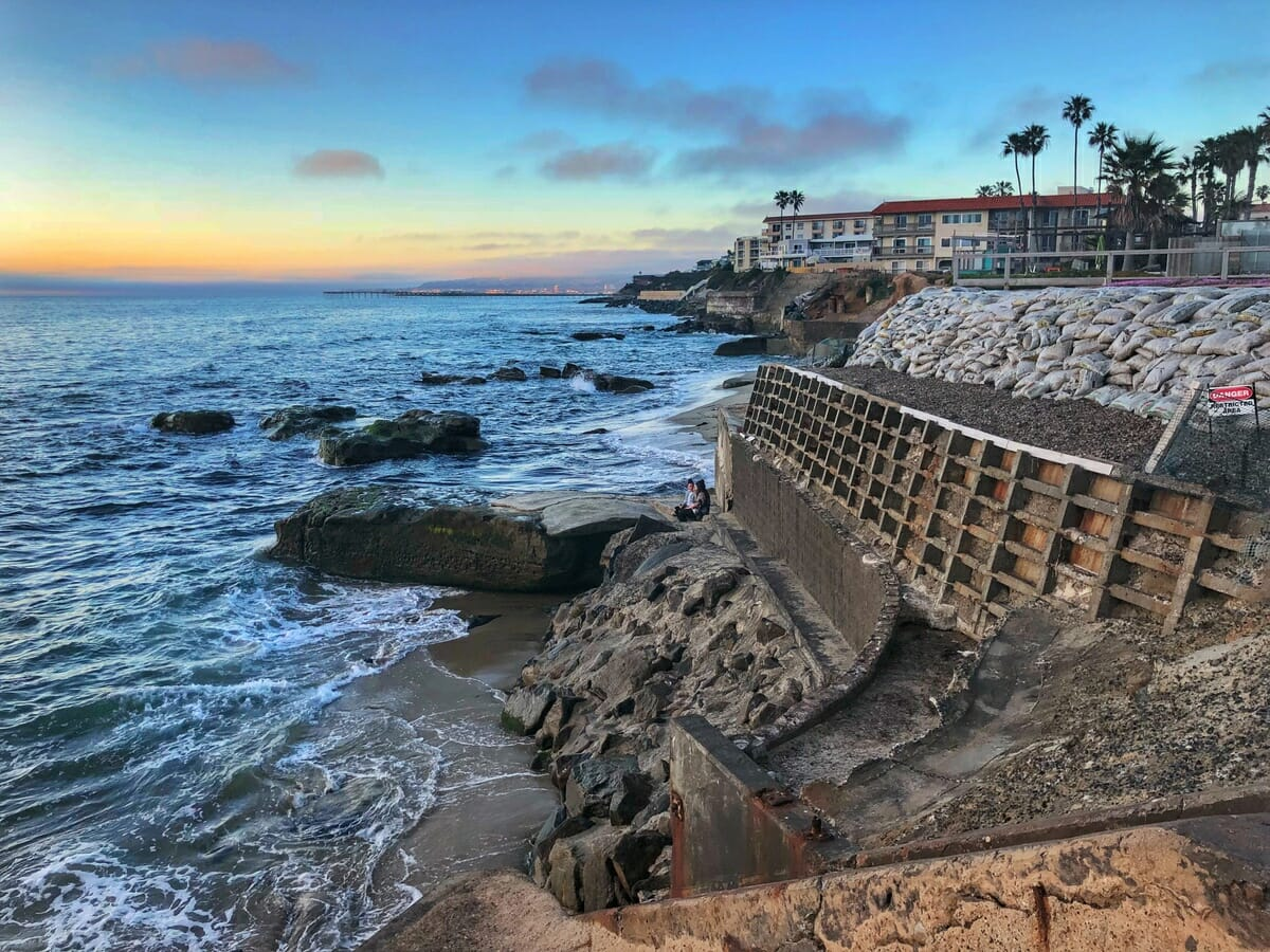 Best Area To Stay In San Diego: Sunset Cliffs