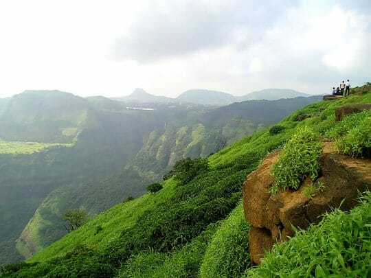 Lonavala is a hilltop retreat great for a weekend getaway from Mumbai