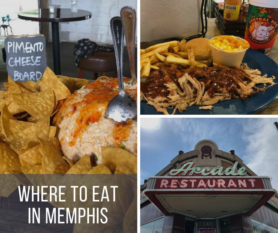 Where To Eat In Memphis For The Best Southern Comfort Food