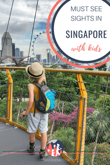 The best things to do in Singapore with kids including Little India, nature walks and more
