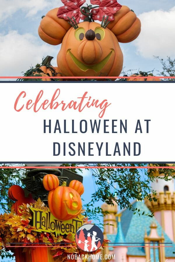 The Ultimate guide to celebrating Halloween at Disneyland