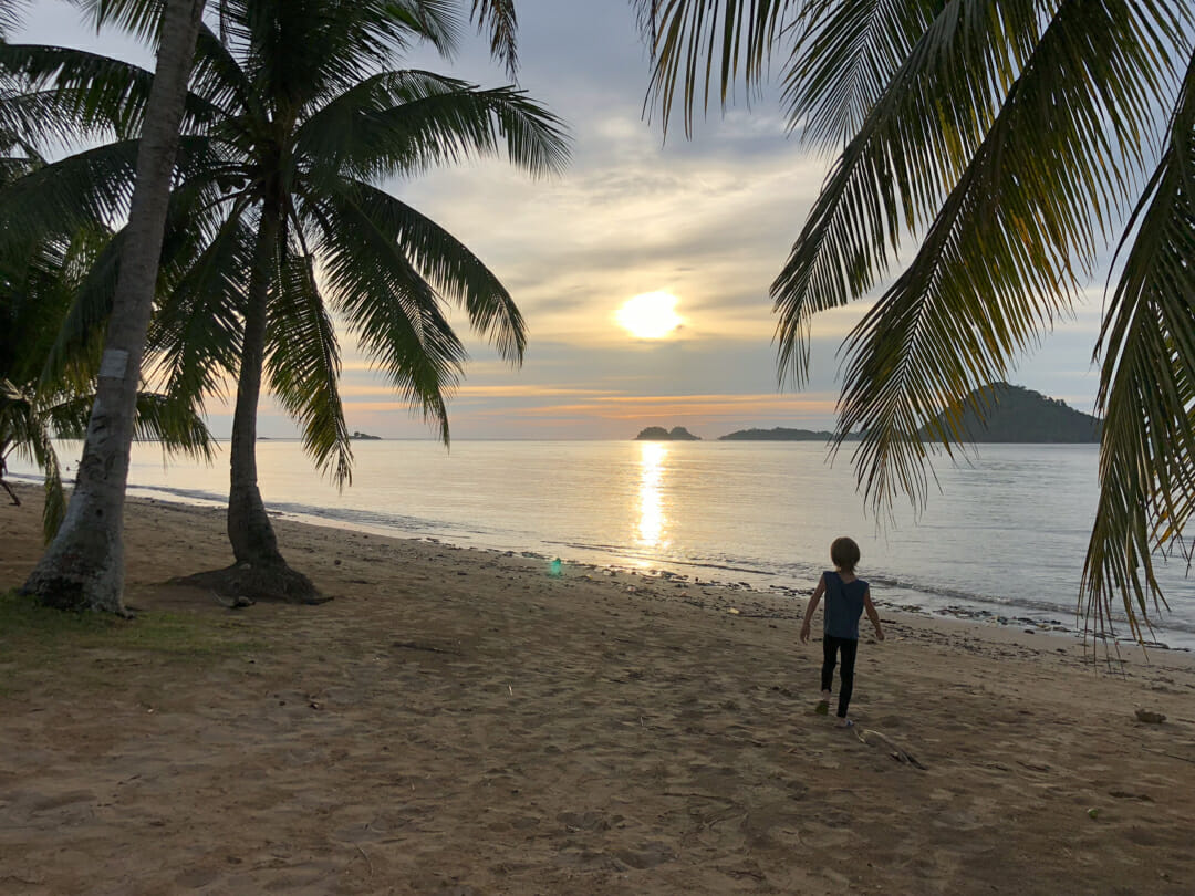 Family Gap Year: Traveling The World With My 8 Year Old