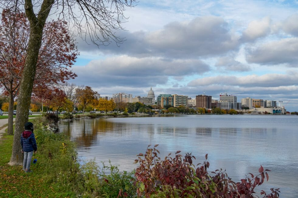 Things to do in Madison with Kids - Hike and bike trails