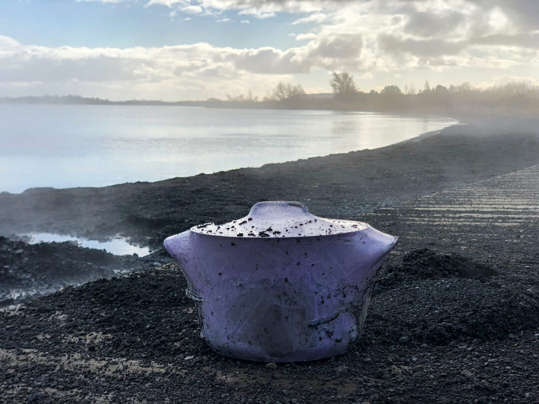 Icelandic Rye Bread – Geothermal Baking At Fontana