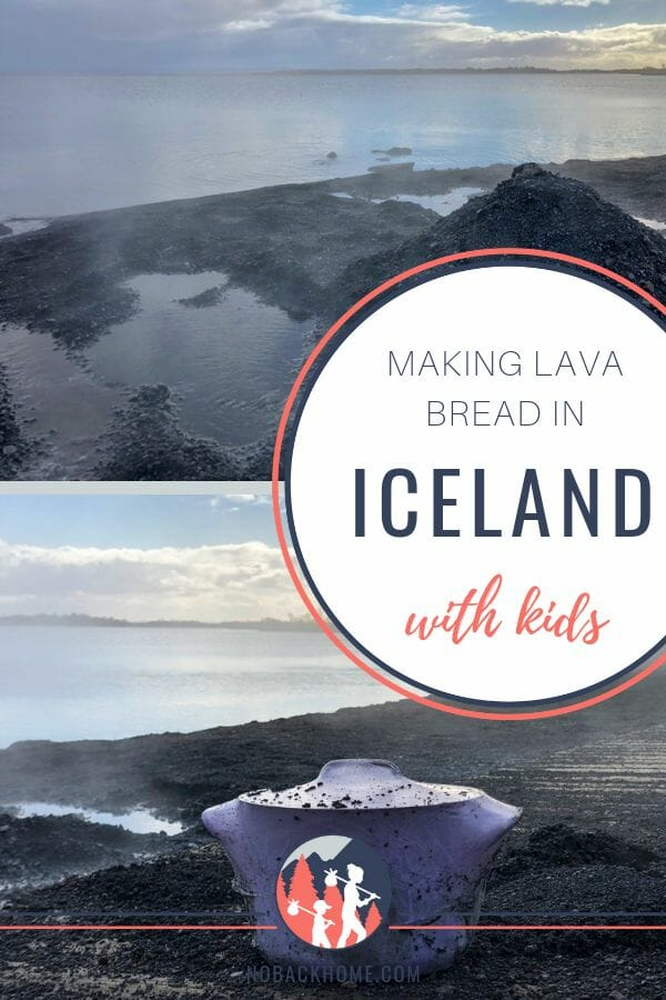 Have you ever heard of making bread in lava sand? It's true you can do it in Iceland!