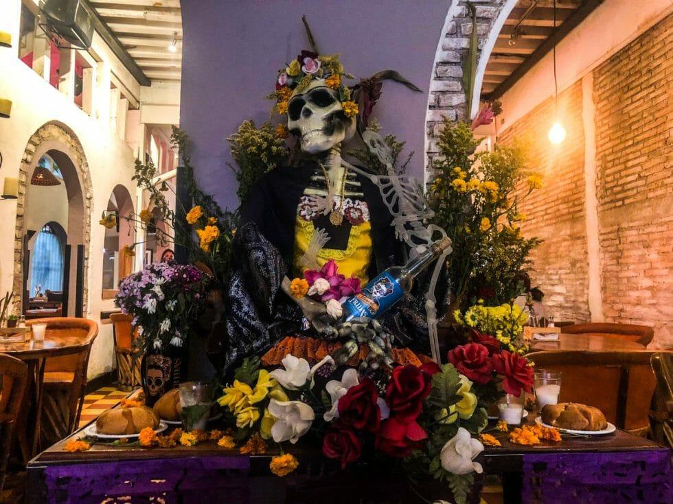 A favorite Tex-Mex Restaurant in Antigua Guatemala