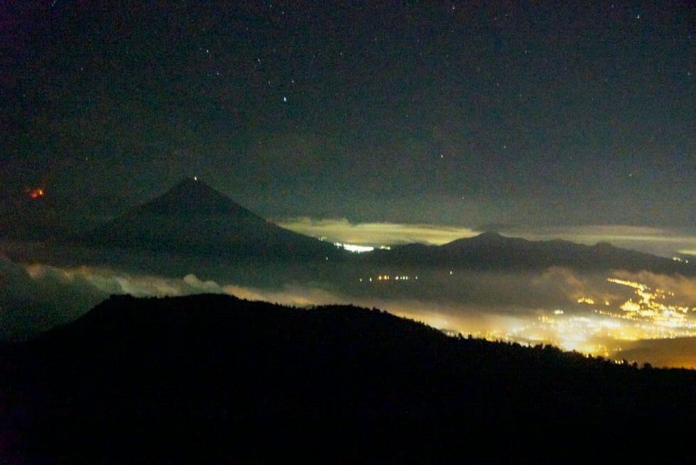 Pacaya Volcano Hike and Overnight Adventure