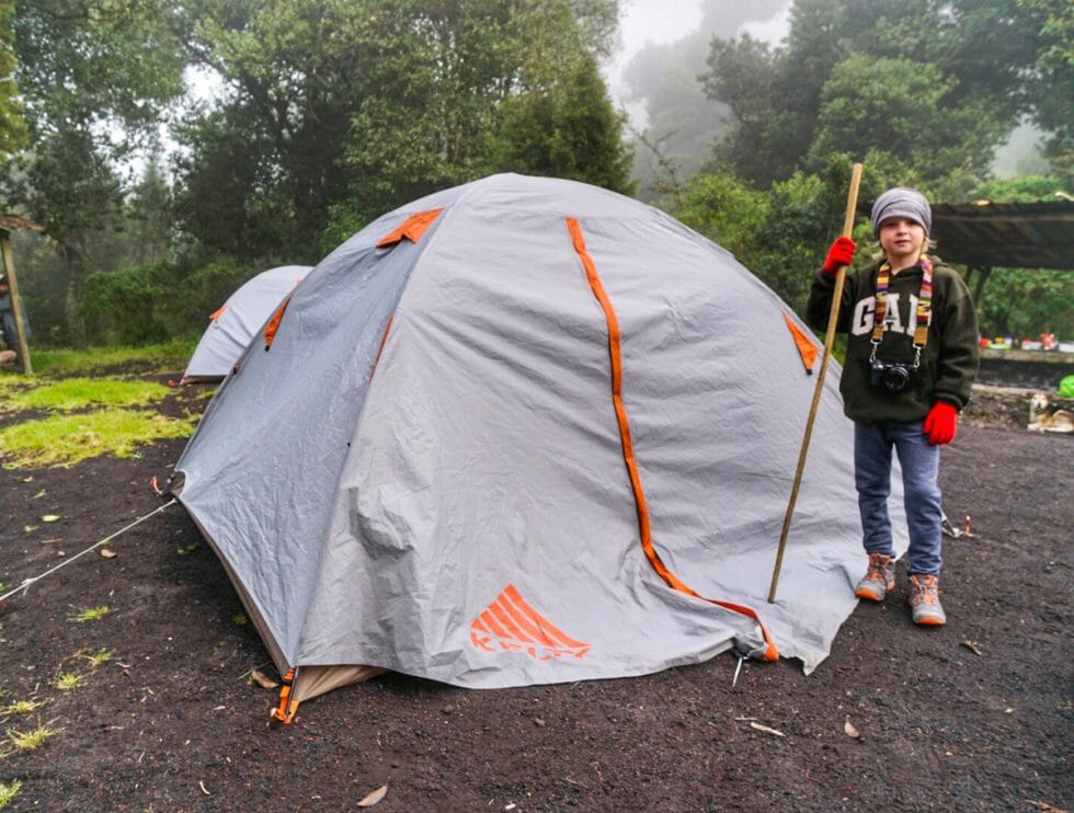 HIke pacaya volcano for the day or overnight?