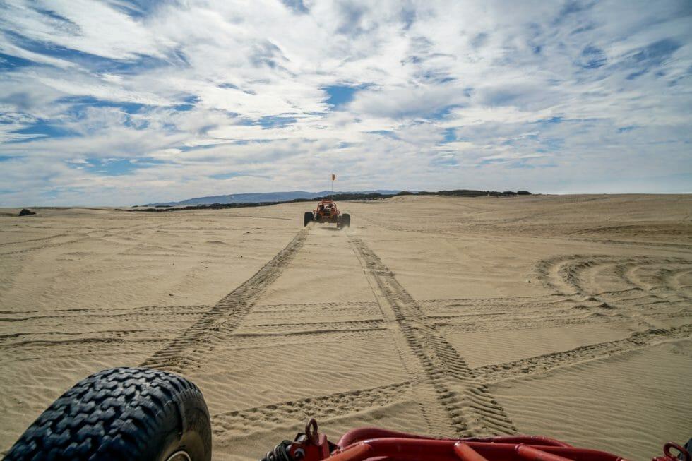Pismo Beach Dune Buggy