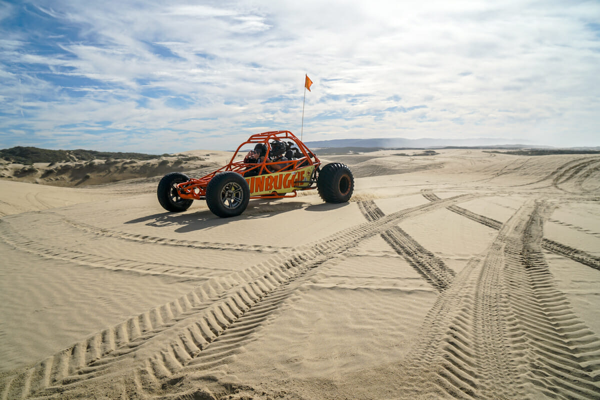 An Amazing Adventure In A Pismo Beach Dune Buggy