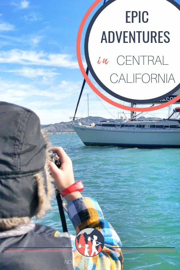 Epic adventurous on the Central Coast of California include sailing, sand dune buggies and more!