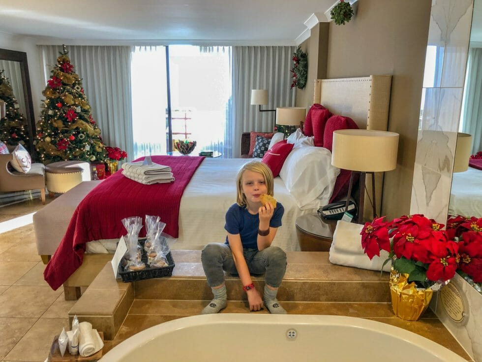 The Cliffs Resort Pismo Beach | Luxury on the California Coast at Christmas