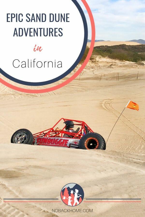 dune buggy rental pismo ca