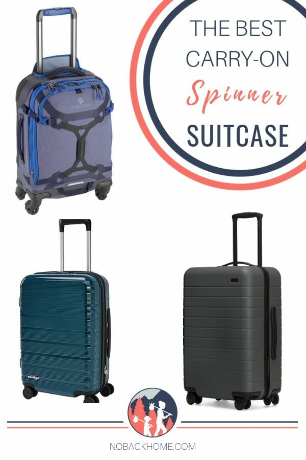 The best carry-on spinner luggage for travel short or long term