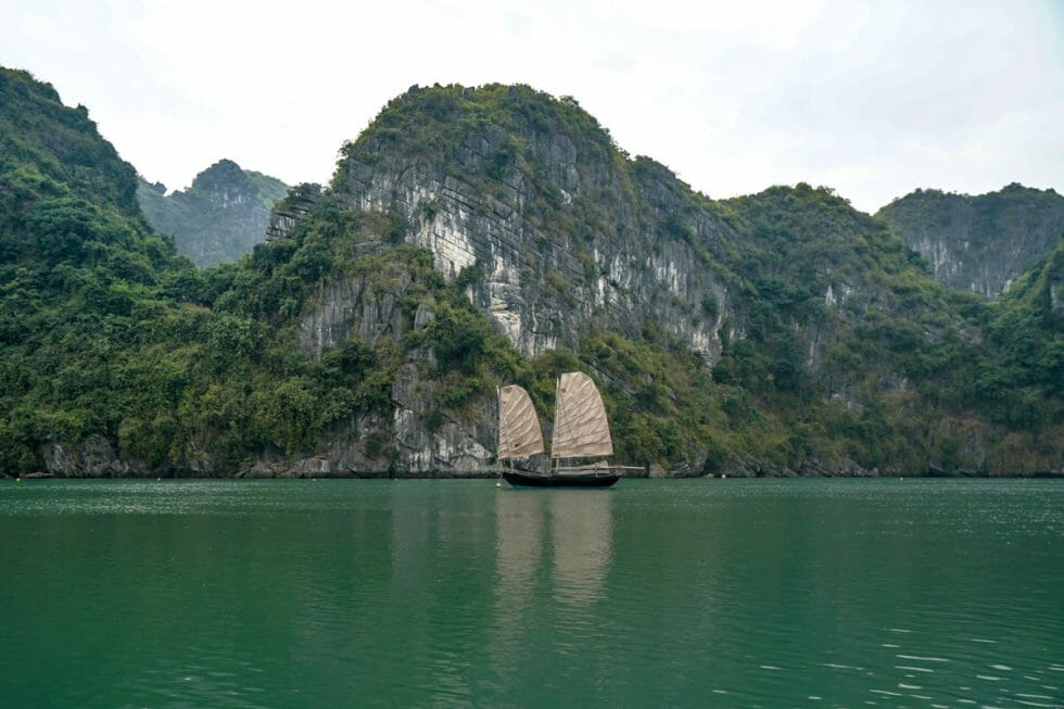 A Halong Bay Cruise must be on every Vietnam Itinerary