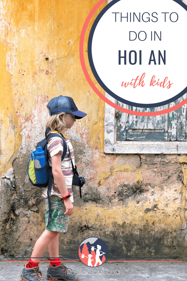 Explore Hoi An with kids from riding bikes to cuddling rescue cats!