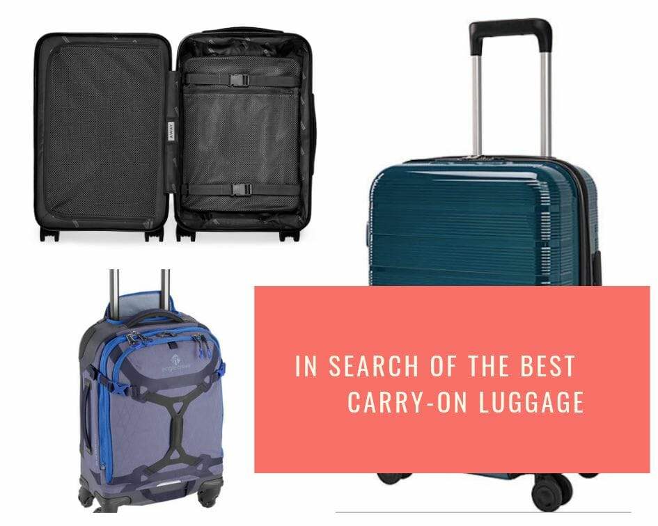 af2d03df88 Searching for the Best Carry On Spinner Luggage - No Back Home