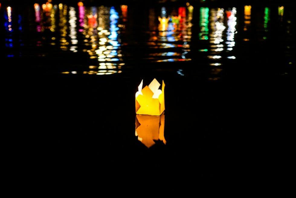 Hoi An Lantern boat ride
