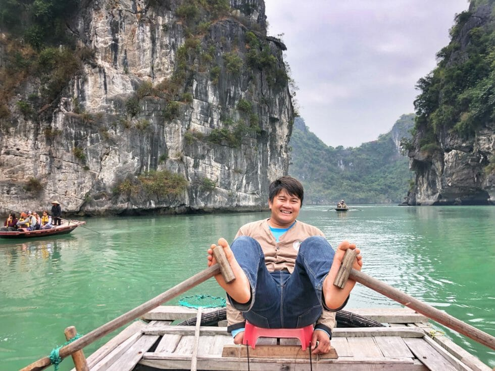 Indochina Junk is the best luxury Halong Bay Cruise