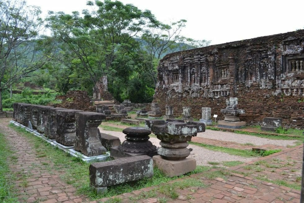 One of the great things to do in Hoi An is take a day trip to My Son Sanctuary