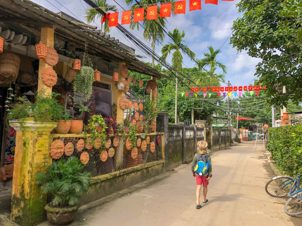 A Morning At Thành Ha Pottery Village Hoi An