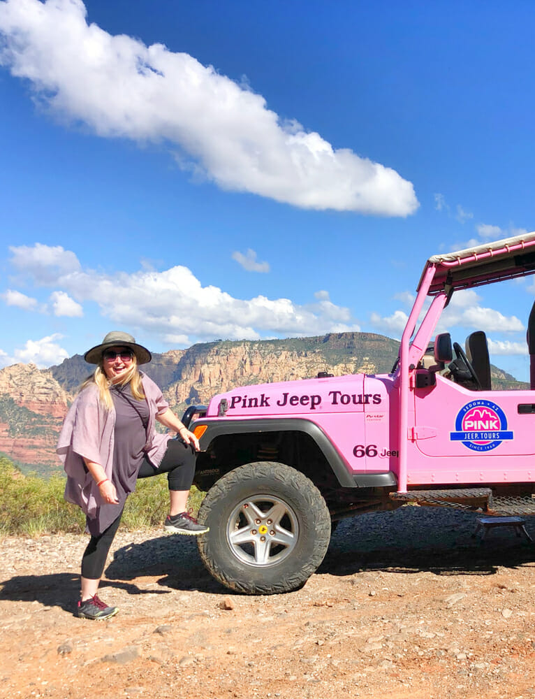 Exploring all the things to do on my Sedona getaway