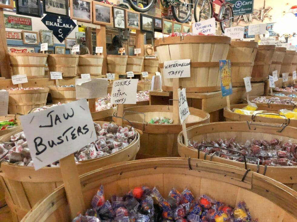 Make sure to stop by the Montana Candy Emporium when you visit Red Lodge Montana