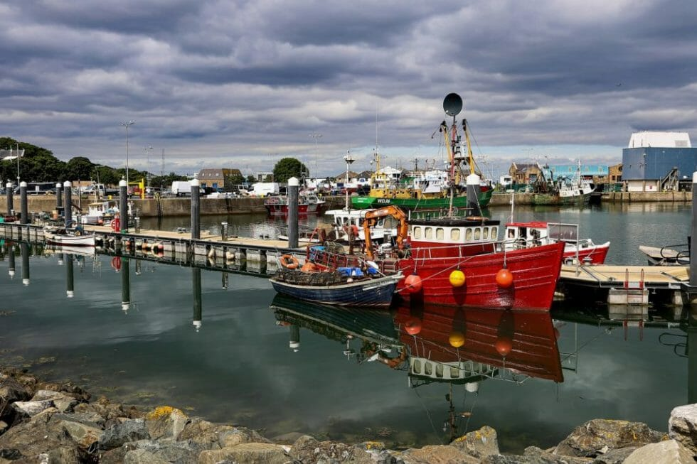 One of the best day trips from Dublin is to the seaside town of Howth
